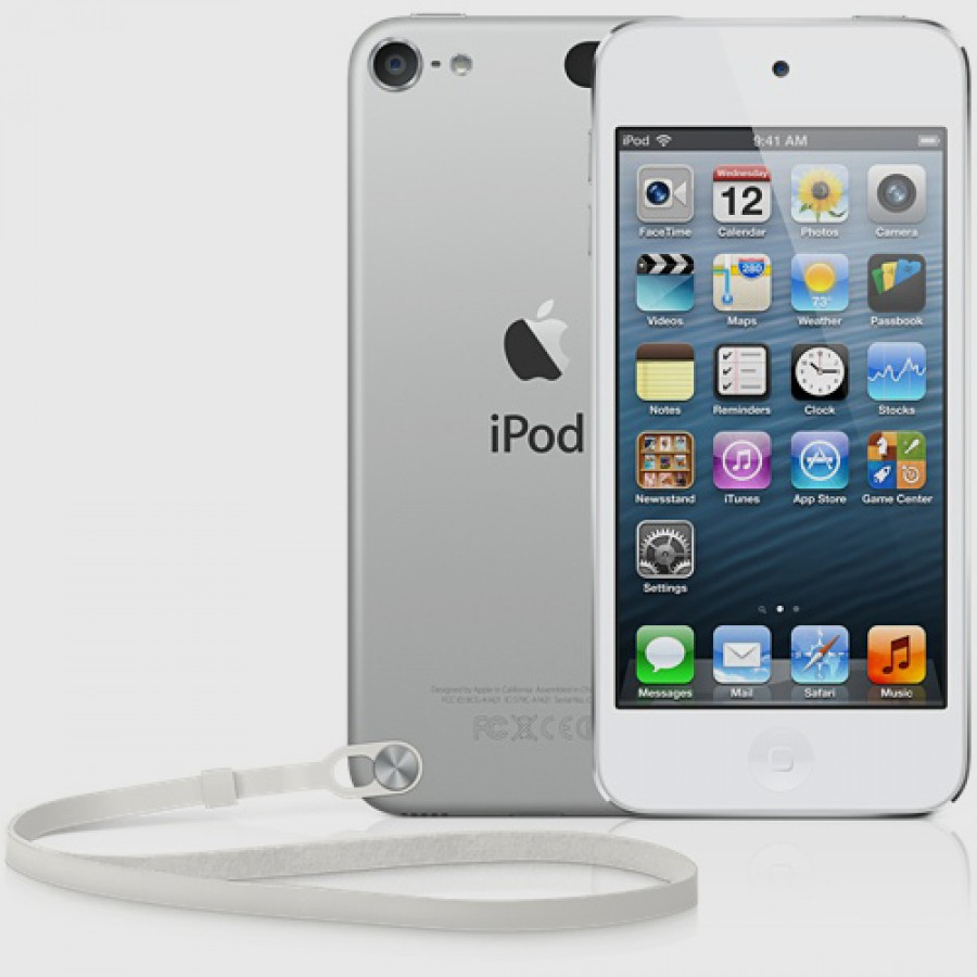 ipod touch 5 hard reset