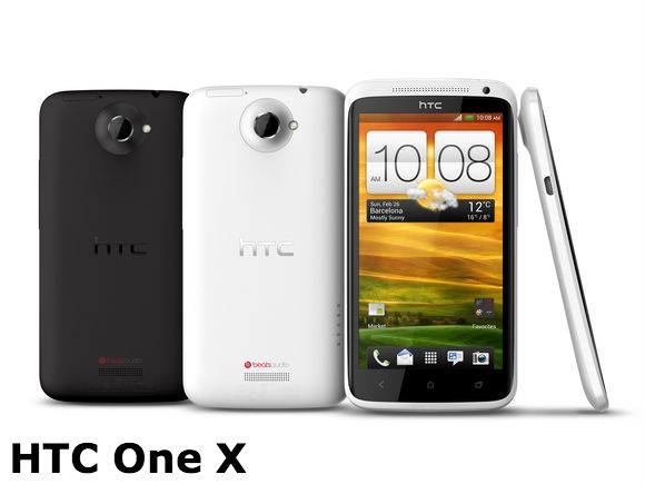 Hard Reset HTC One X V