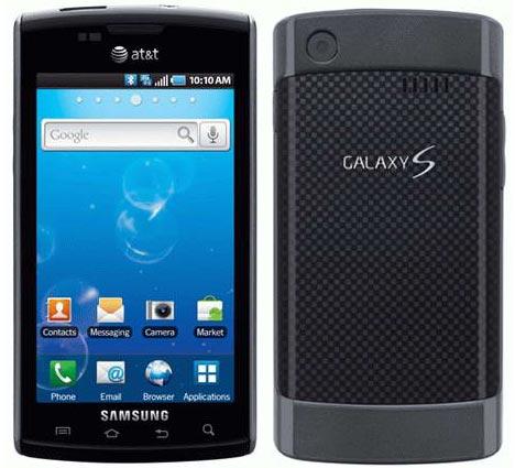 Samsung Captivate i897