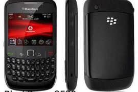 Hard reset Blackberry Curve 8520