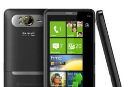 Hard Reset HTC HD7