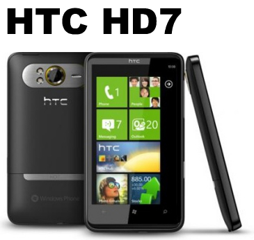 Hard Reset HTC HD7 – Solve your problems