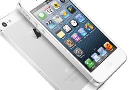 hard reset iphone 5
