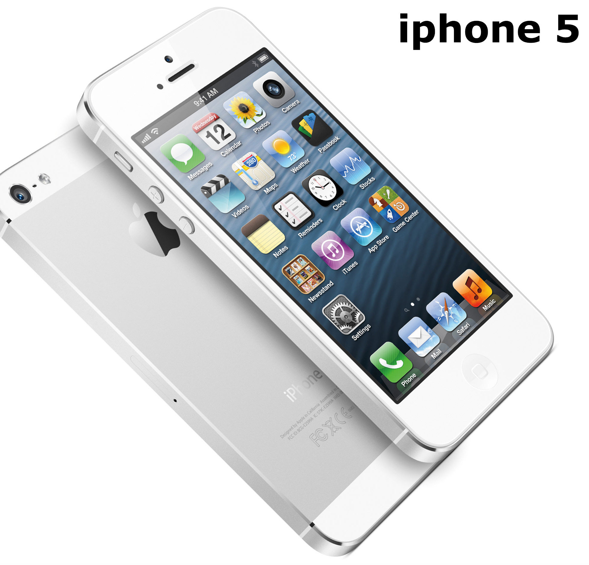 How to hard reset iphone 5 5s 5c?