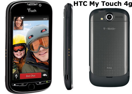 Hard reset HTC My Touch 4g