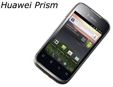 Hard Reset Huawei Prism