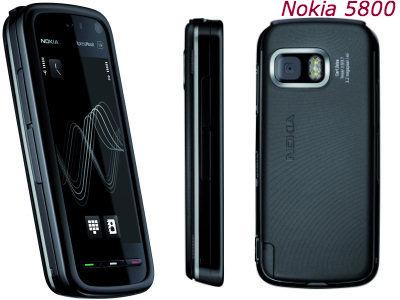 Hard Reset Nokia 5800 express music