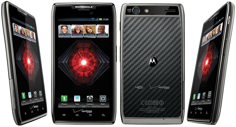 How Do You Hard Reset Motorola Droid Razr Maxx XT912?