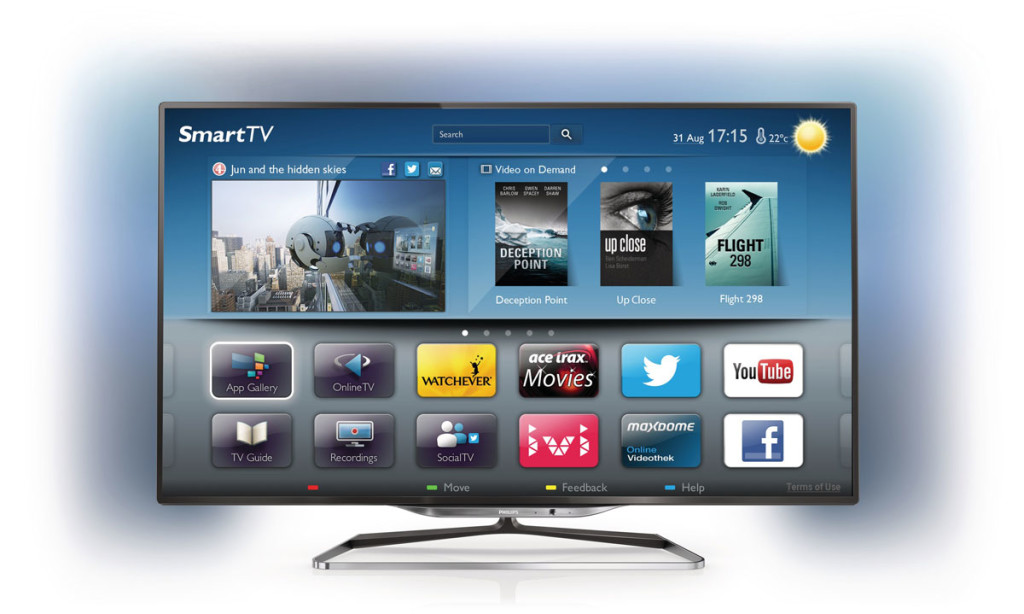 How to hard reset a Philips Smart TV - Hard Master Reset
