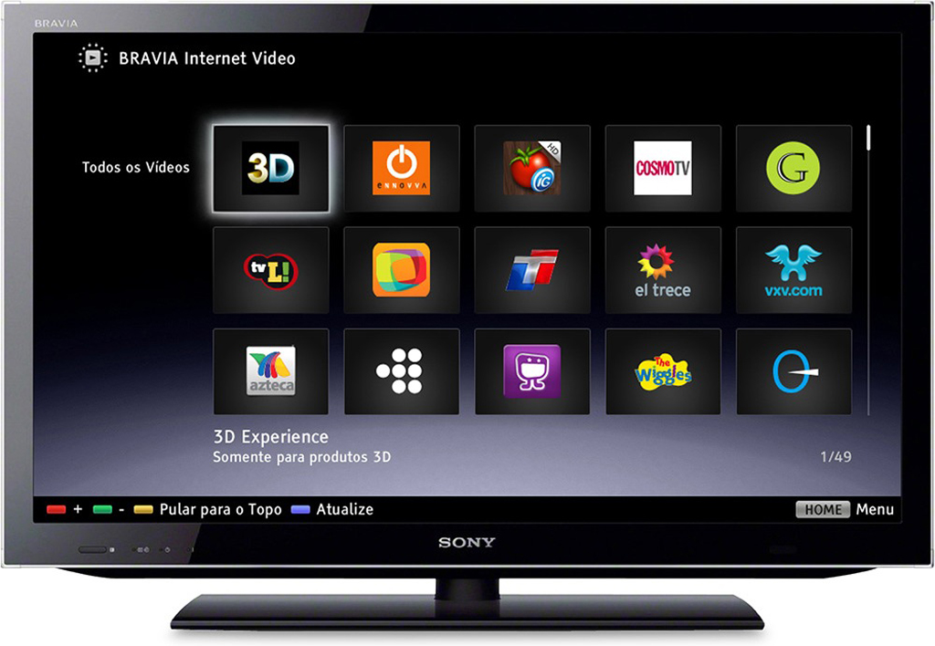 The hard reset Sony Smart Tv