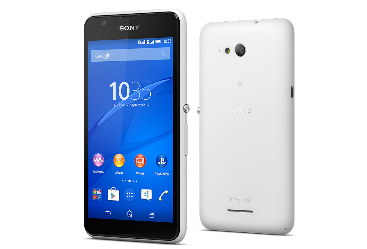 3 Best ways to hard reset Sony Xperia E4