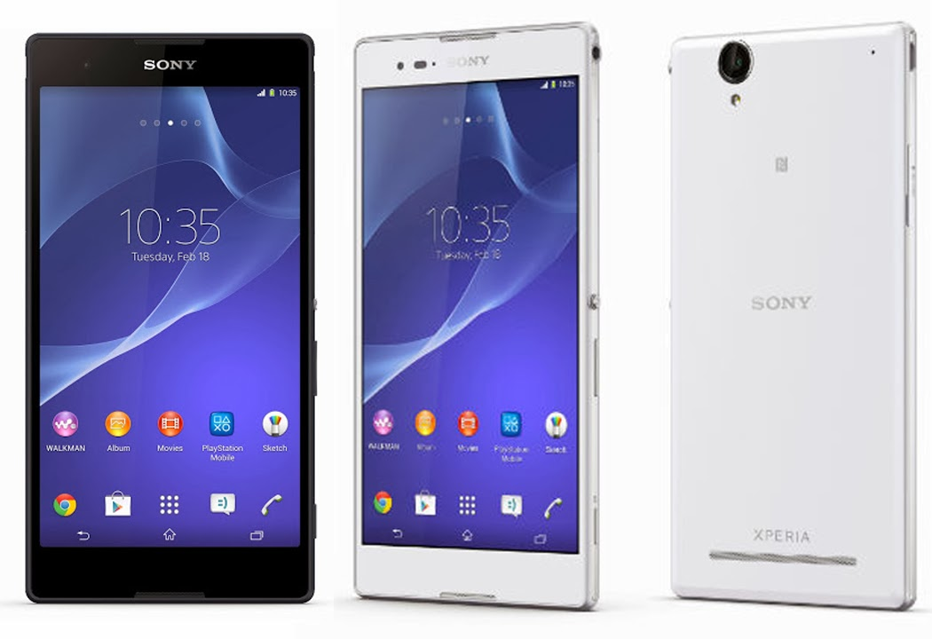 A review of hard reset Sony Xperia T2