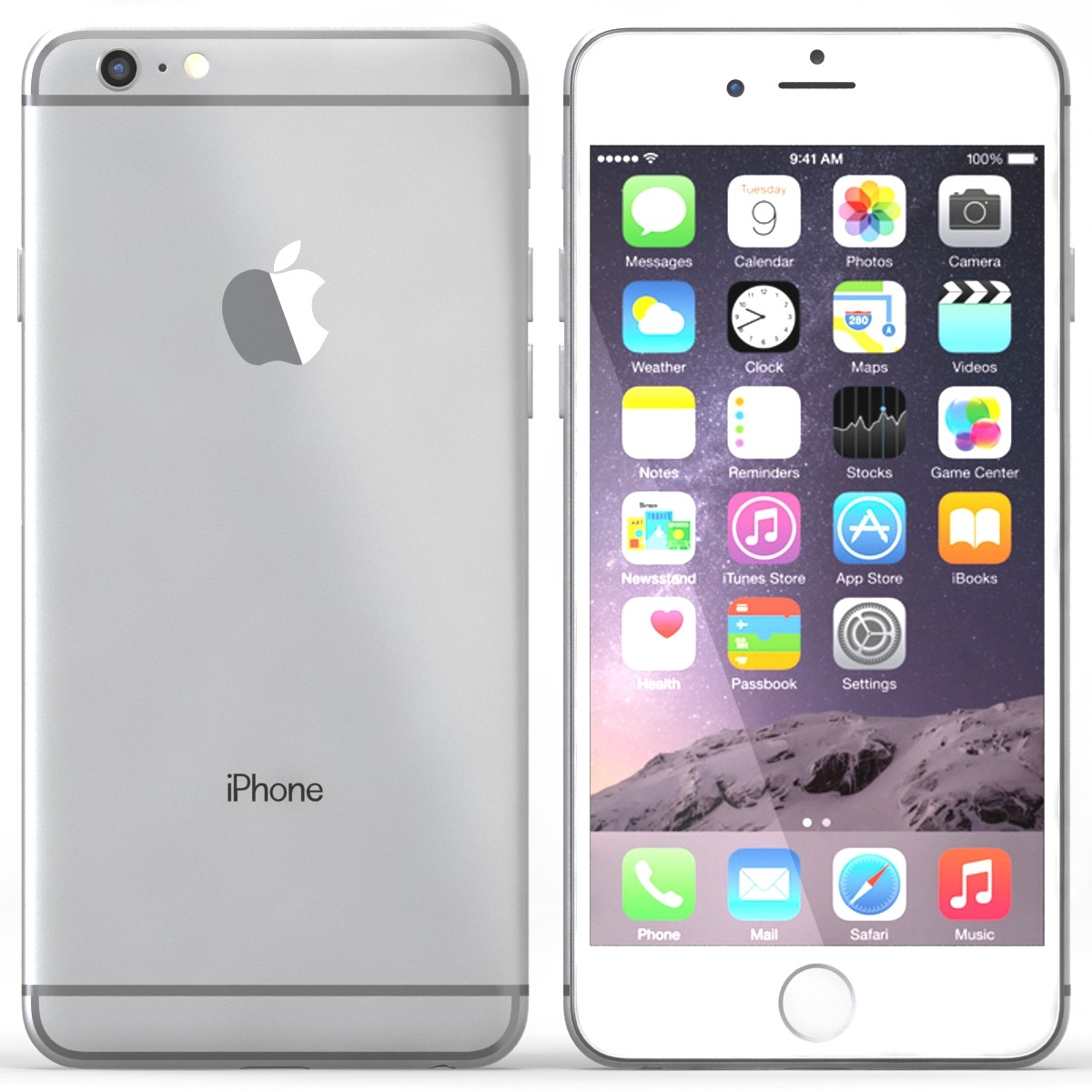 Hard reset Apple Iphone 6s