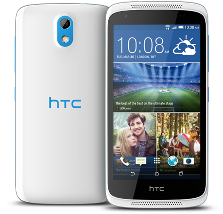 Hard reset HTC Desire 526G