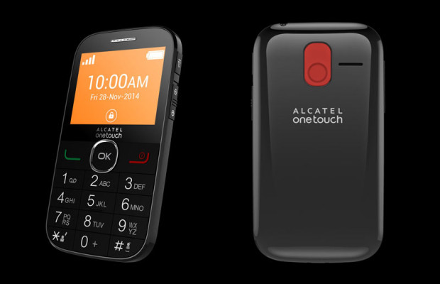 How To Hard Reset Alcatel One Touch 2004C - Hard Master Reset