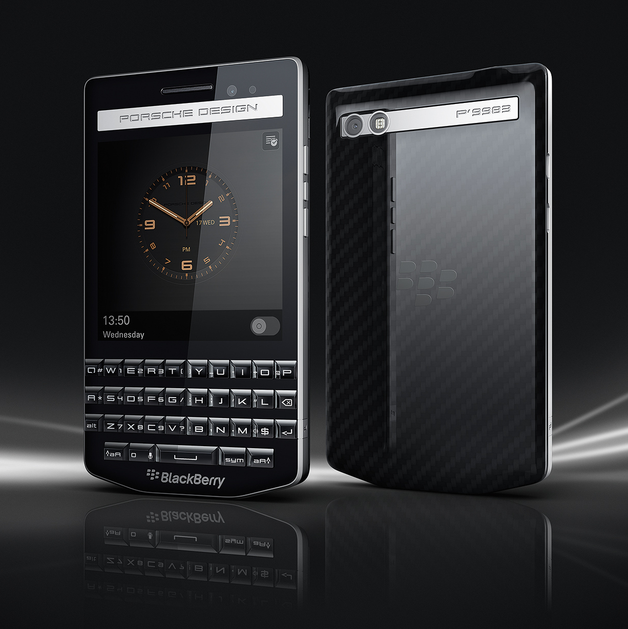 Hard Reset BlackBerry P9983