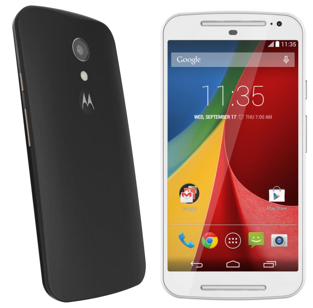 How to Hard Reset Motorola Moto G