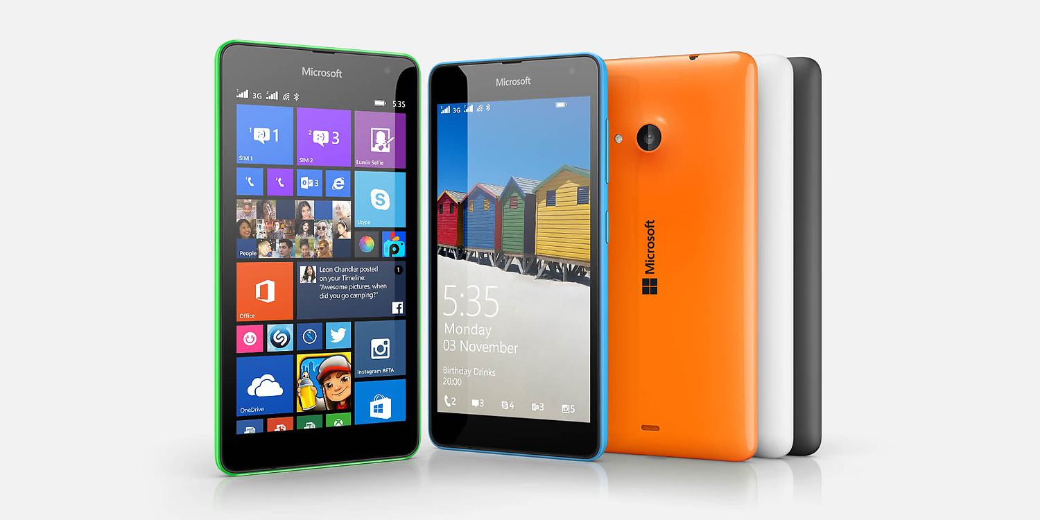 How to Hard Reset Nokia Lumia 535