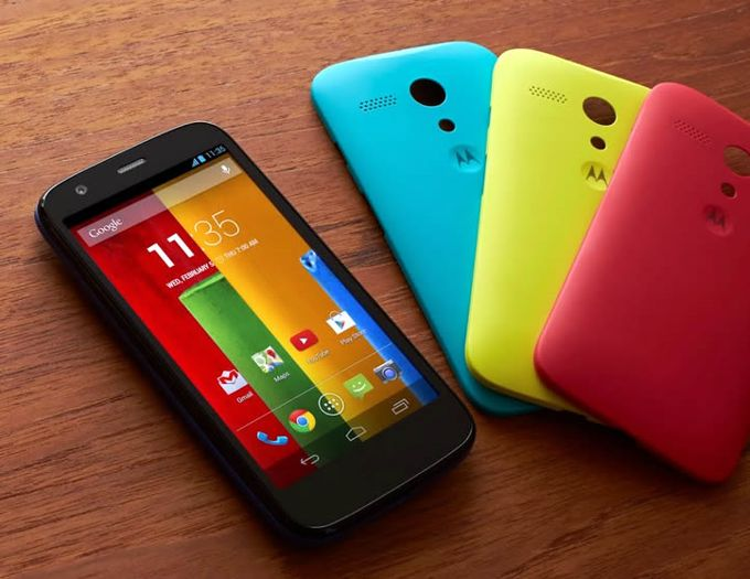 How to Hard reset Motorola Moto G XT1032