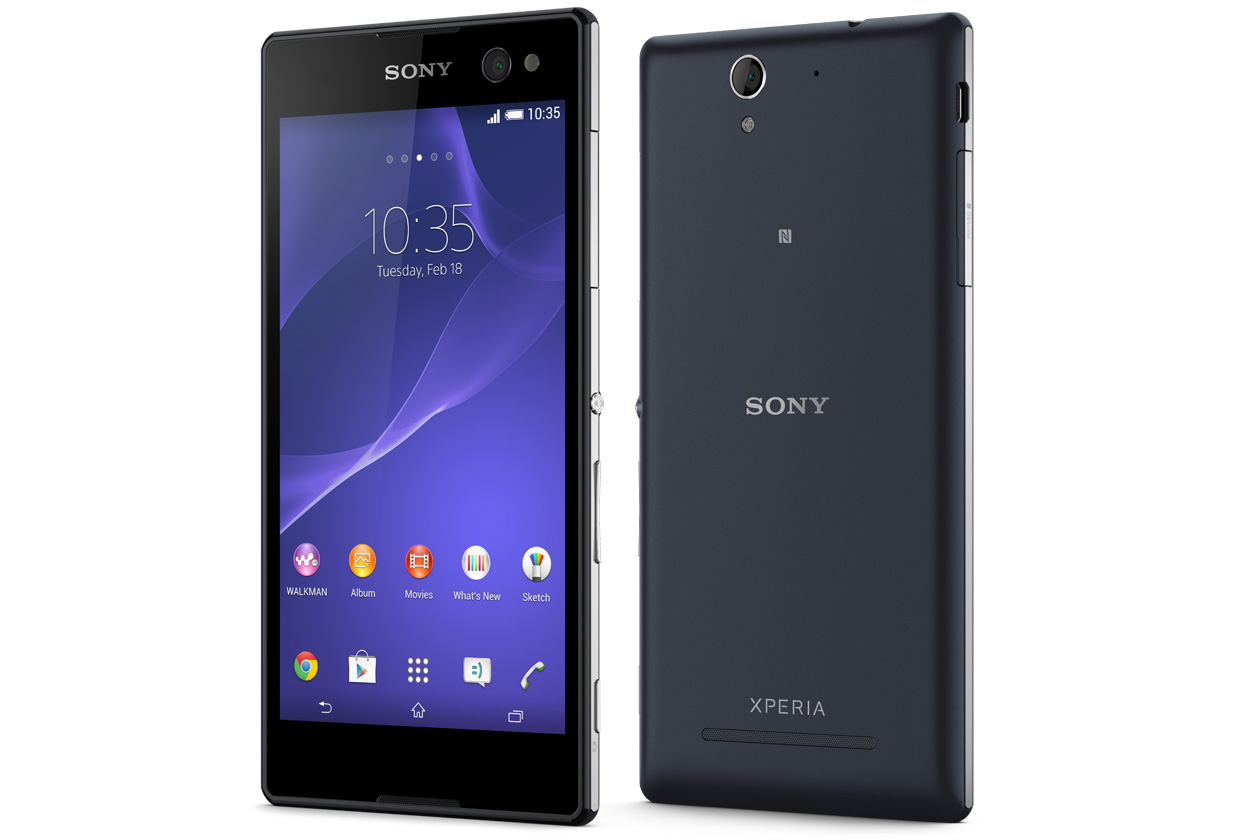 How to Hard reset Sony D2502 Xperia C3
