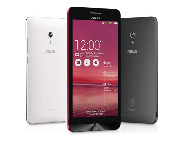 How to hard reset Asus ZenFone 4