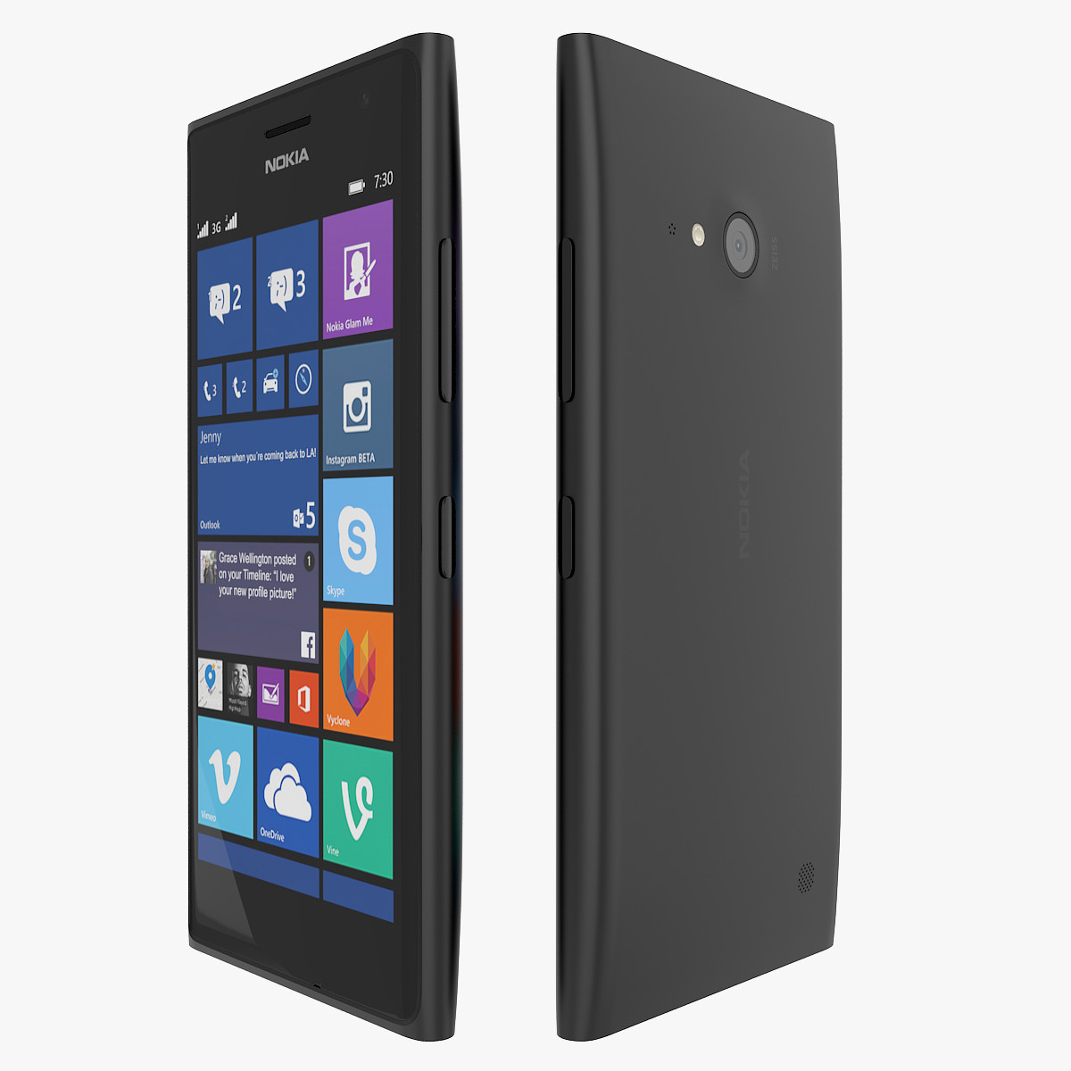 How To Hard Reset Nokia Lumia 730?
