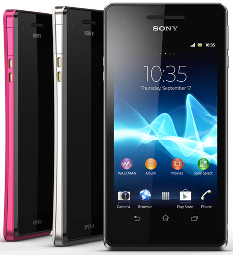 How to hard reset Sony LT25i?