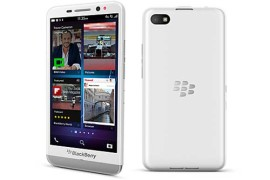 Hard reset Blackberry Z30
