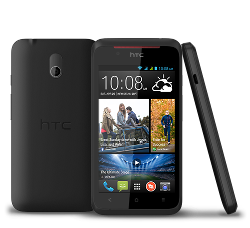 Hard reset HTC Desire 210