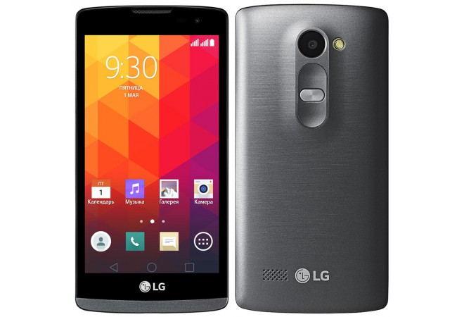 How To Do Hard Reset At LG Leon Y50 H324 Titan
