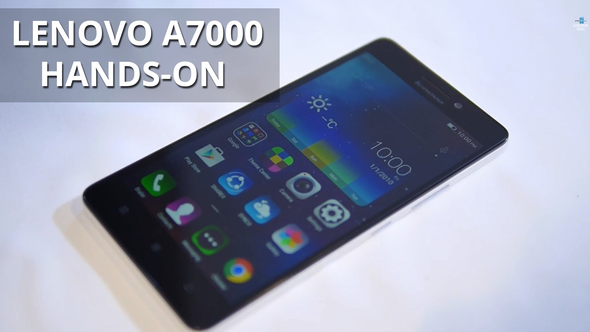 Forgot your Lenovo A7000 unlock pattern?