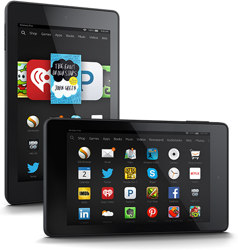 How To Hard Reset An Amazon Kindle Fire