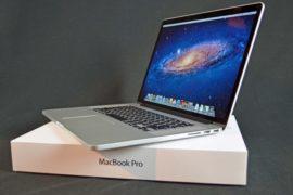 reset Macbook Pro