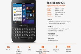 Hard reset BlackBerry Q5