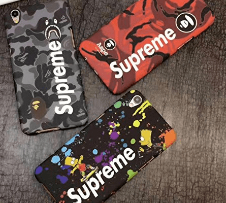Supreme phone case for your Device.